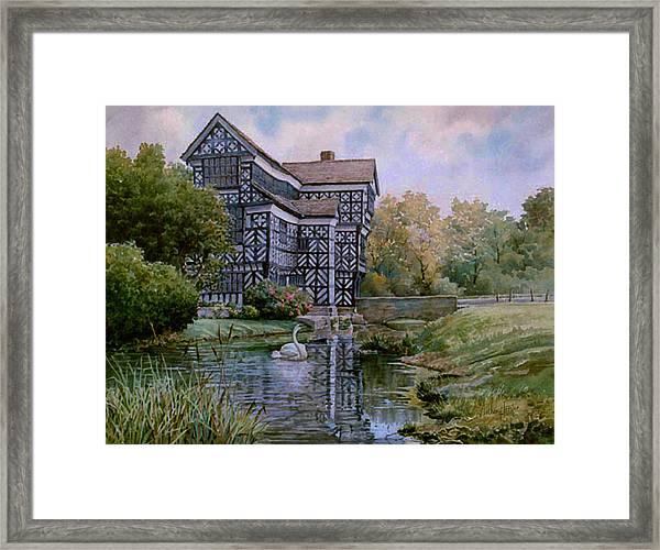 Little Moreton Hall Framed Print