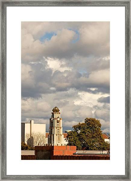 Little Tower 2013  Framed Print
