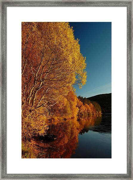 Loch Laide Framed Print