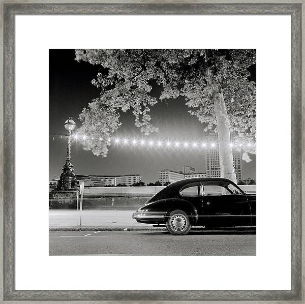 Classic London Framed Print