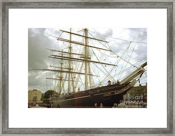London Greenwich  Framed Print