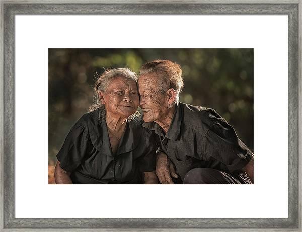 Long Love Framed Print