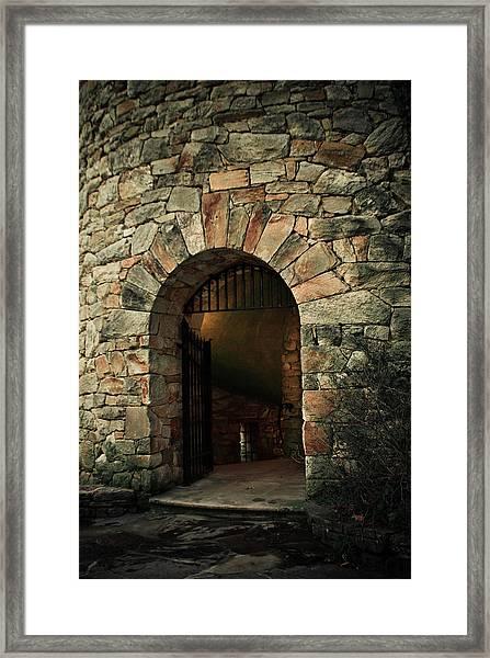 Longwood Bell Tower Framed Print