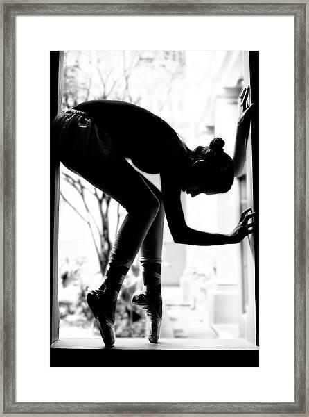 Lorn Framed Print