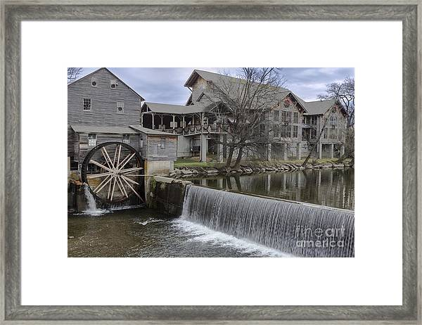 Lost In Time 3 Framed Print
