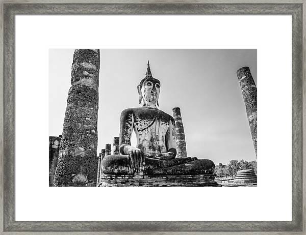 Lost Kingdom Framed Print