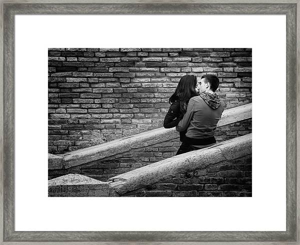 Love Framed Print by Jure Kravanja