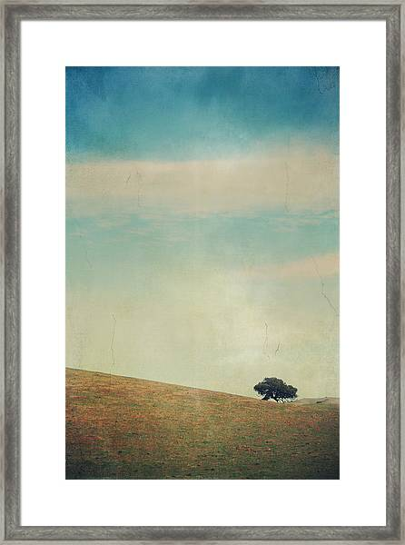 Love Your Own Company Framed Print