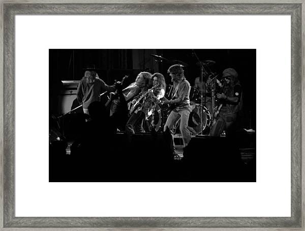 Ls Spo #16 Framed Print
