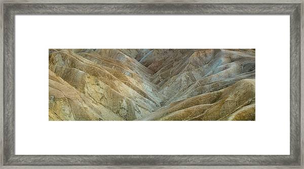 Luminous Lands Framed Print