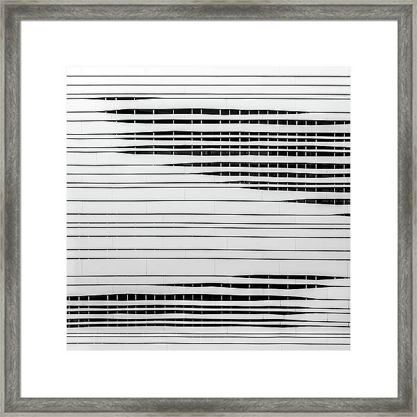 Lurkers Wall Framed Print
