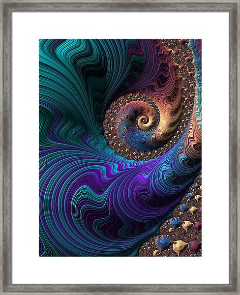 Luxurious Framed Print