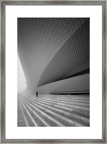 Maat Framed Print by Fernando Jorge Gon?alves