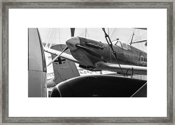 Machines Of War Framed Print