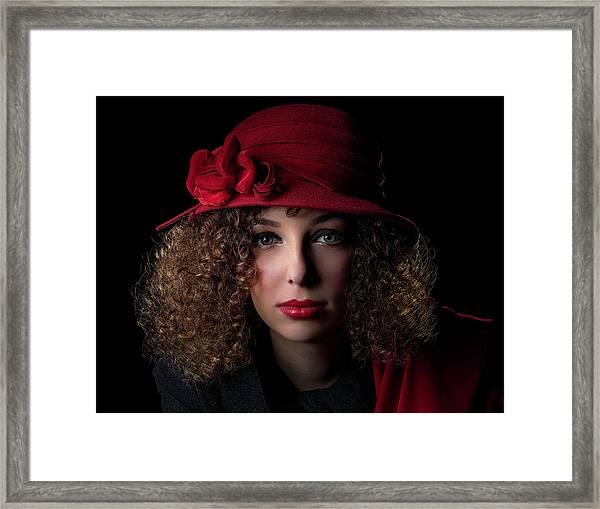 Madame Bovary II Framed Print