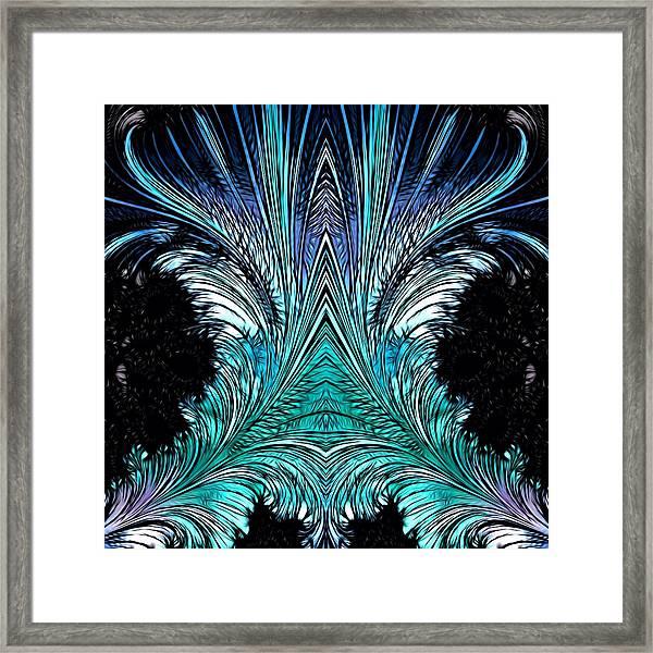Magic Doors Framed Print