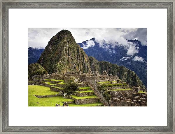 Magical Place Framed Print