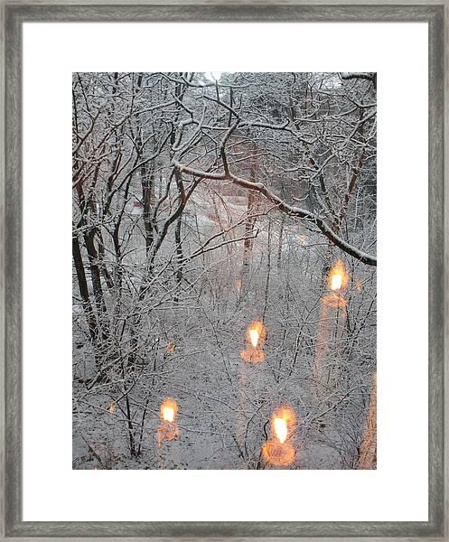 Magical Prospect Framed Print