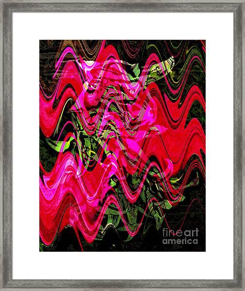 Magnet Framed Print
