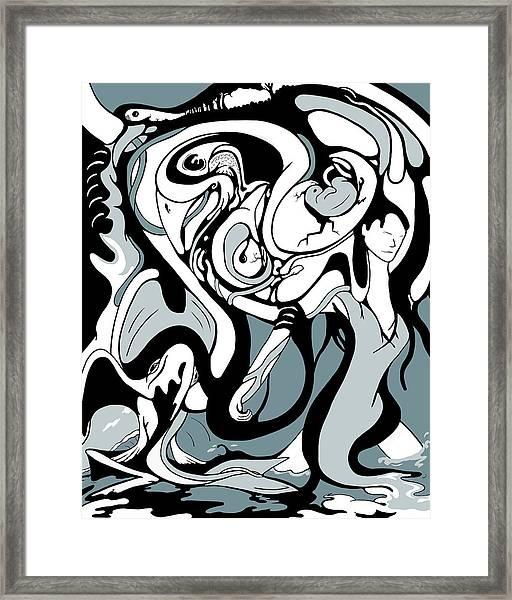 Maiden Voyage Framed Print