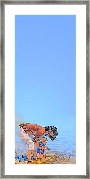 Making A Memory Framed Print