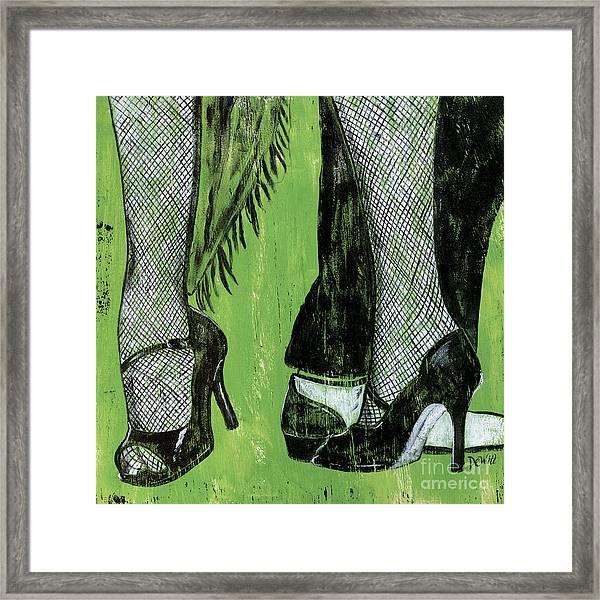 Mambo Framed Print