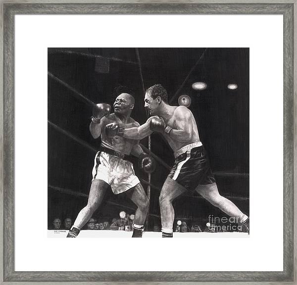 Marciano Kayos Walcott Framed Print