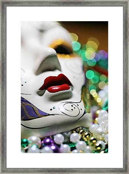 Mardi Gras II Framed Print