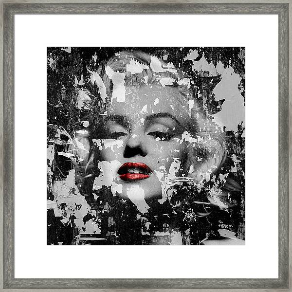 Marilyn Monroe 5 Framed Print
