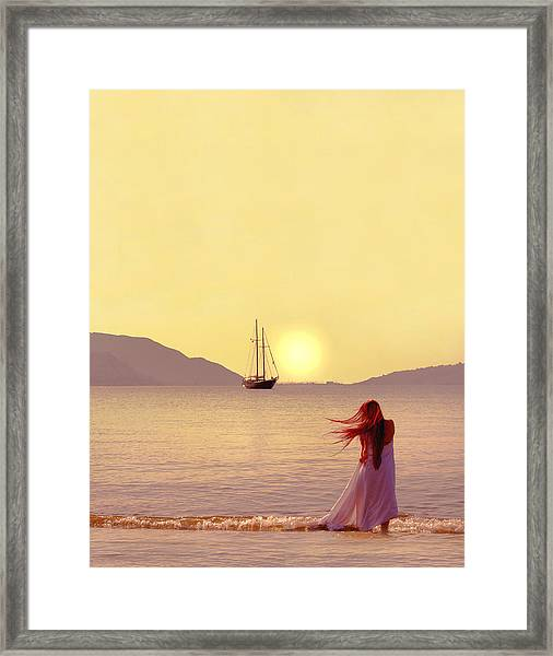 Marmaris - Turkey Framed Print