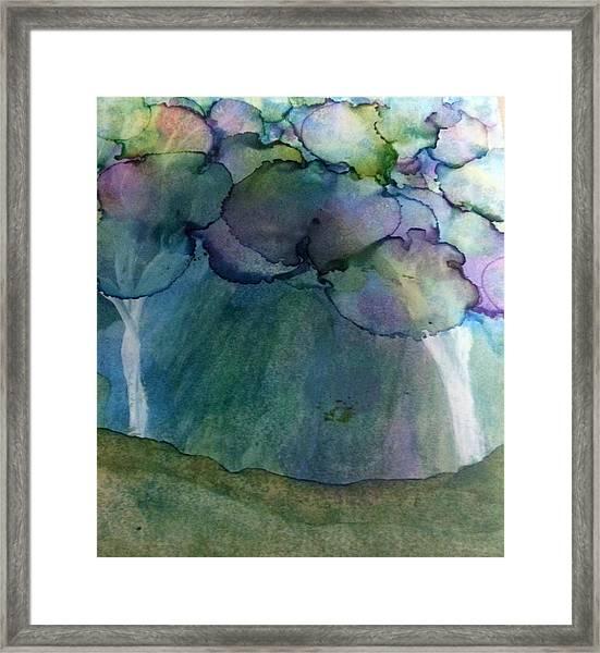 Mary Poppins Spring Framed Print