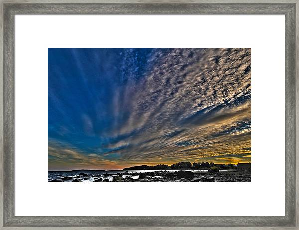 Masterpiece By Nature Framed Print
