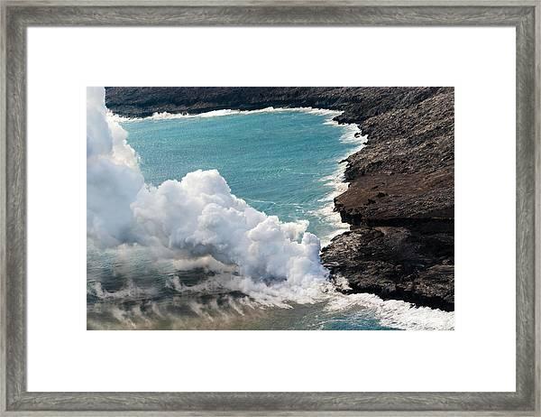 Mauna Loa Framed Print