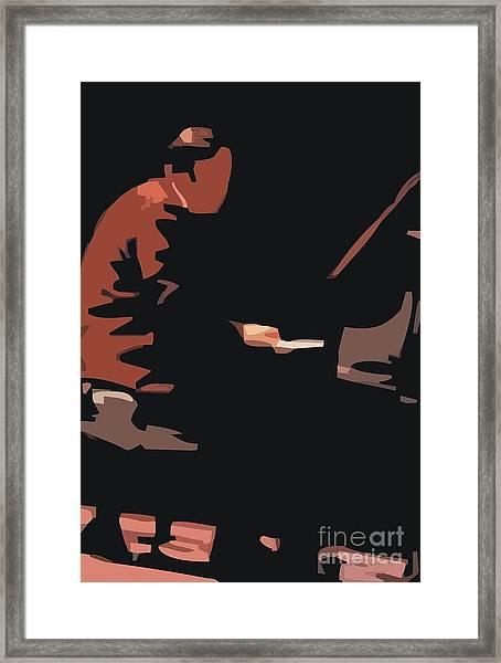 Mccoy Tyner Framed Print