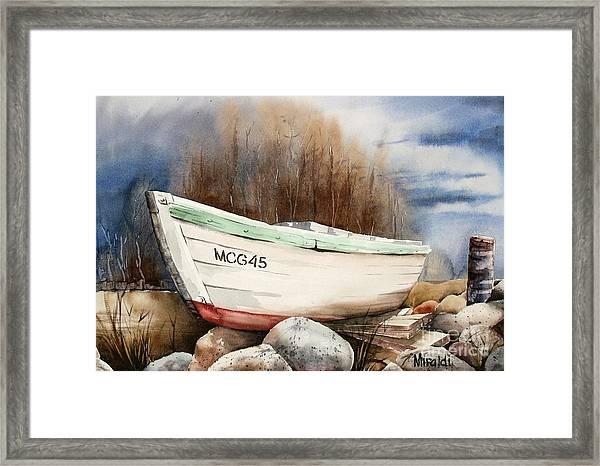 Mcg45 Framed Print