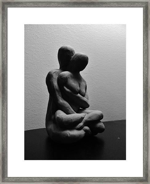 Meditations Framed Print