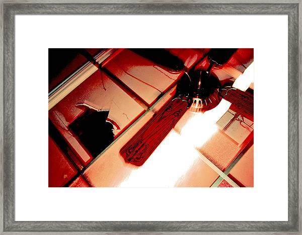 Meet Me In Five 2014 Framed Print