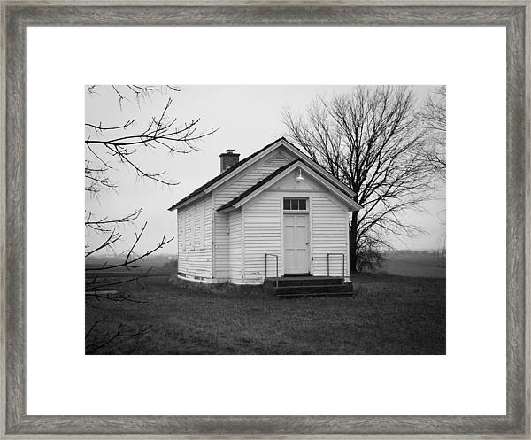Memories Kept Framed Print