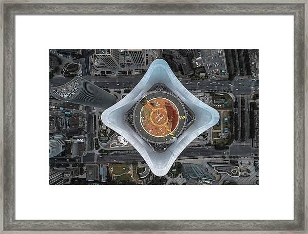 Michelia Alba Framed Print