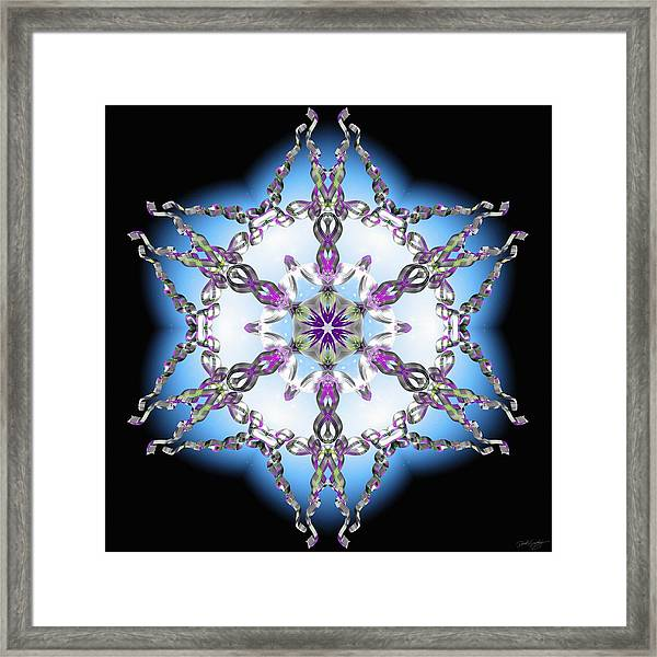 Midnight Galaxy IIi Framed Print