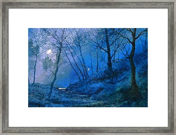 Midsummer Night's Dream Framed Print