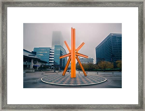 Milwaukee's Calling Framed Print