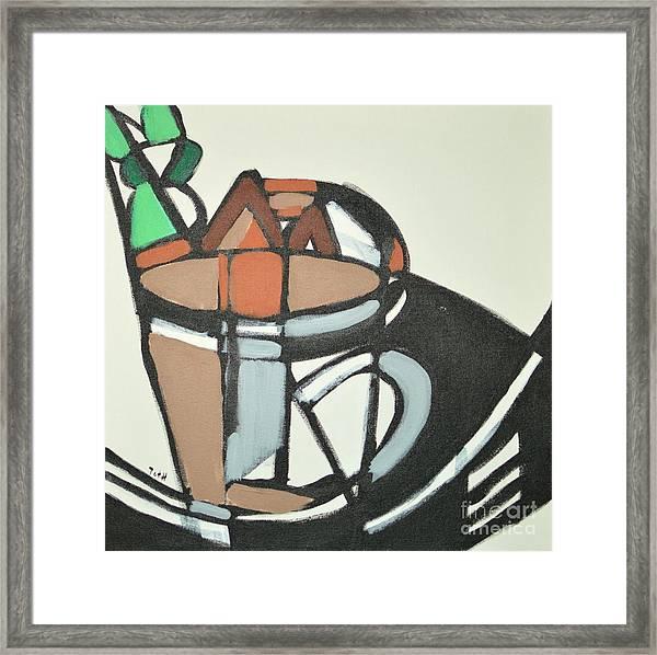 Mint Julep Framed Print