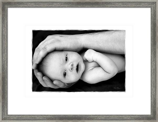 Miracle Framed Print