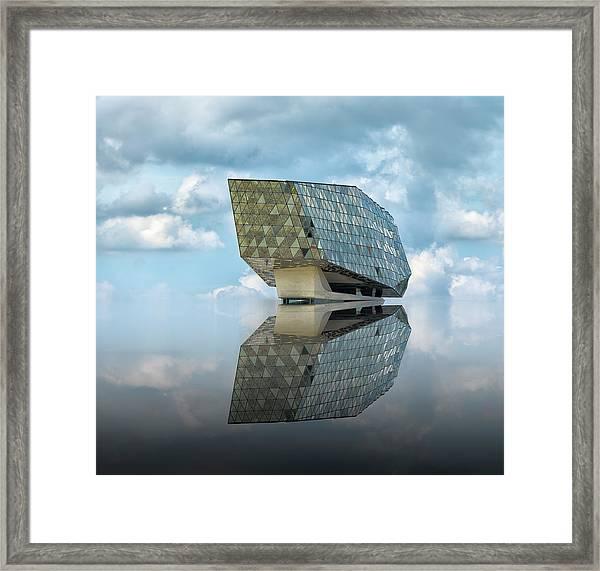 Mirage Framed Print by Greetje Van Son