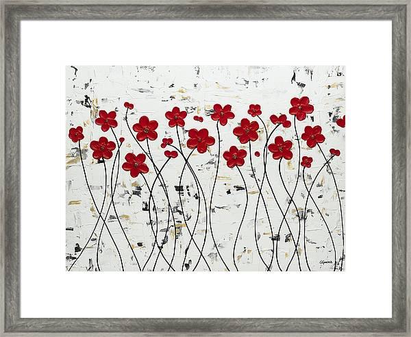 Mis Amores Framed Print