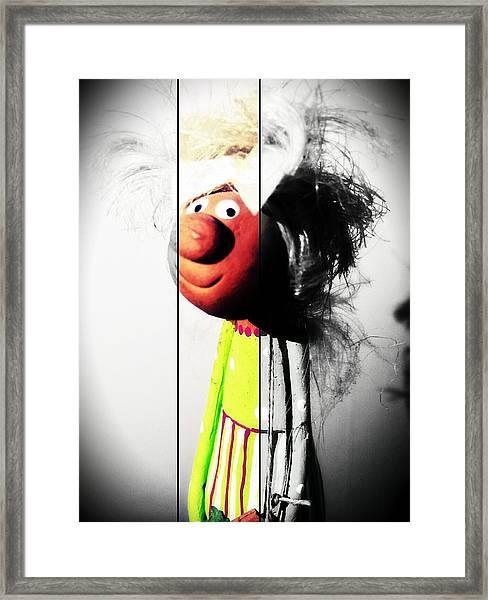 Miss Fairy Framed Print