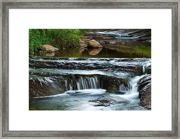 Miykovska River 1 Framed Print
