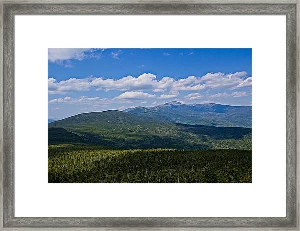 Mizpah Hut Framed Print