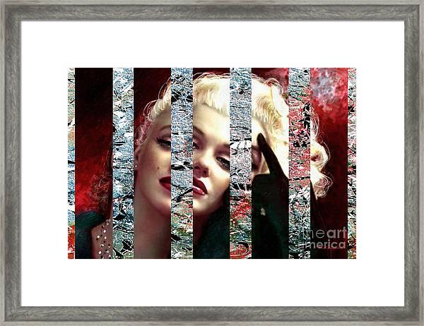 Mm 128 Sis 4 Framed Print